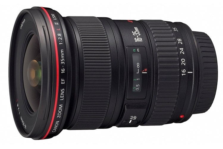 canon ef 16-35mm f 2.8l ii usm zoom lens