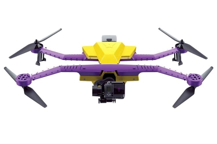 airdog action sports drone
