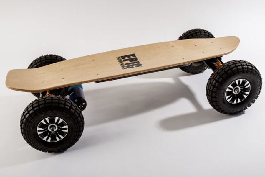 Best electric Skateboards - The Dominator 8000 Pro