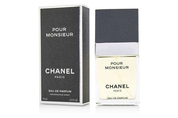 chanel pour monsieur fragrance