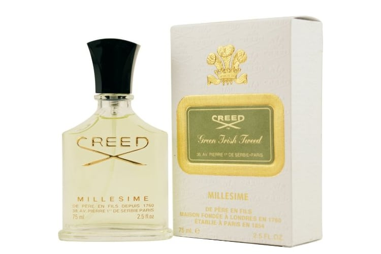 creed green millesime perfumes and fragrance