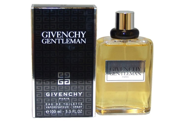 givenchy gentlemen perfumes and fragrance