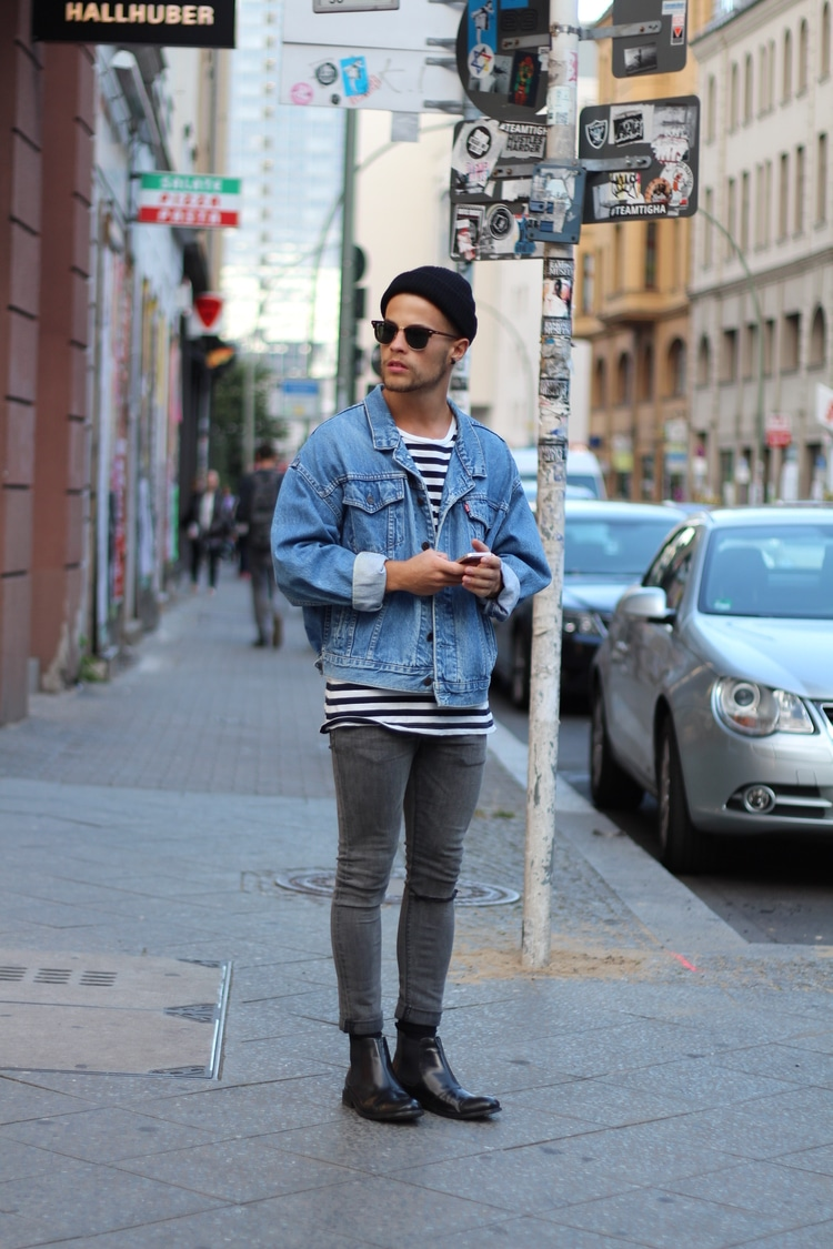 sneakers & baggies fashion