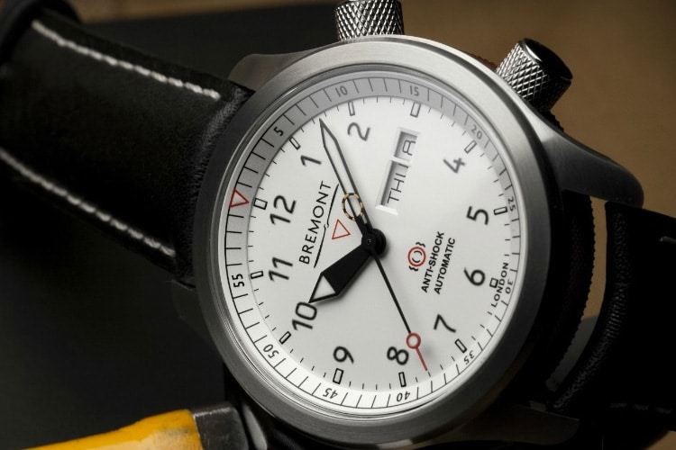 bremont mbii wh white color