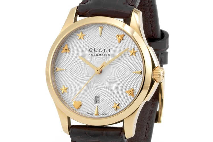 gucci g timeless automatic watch