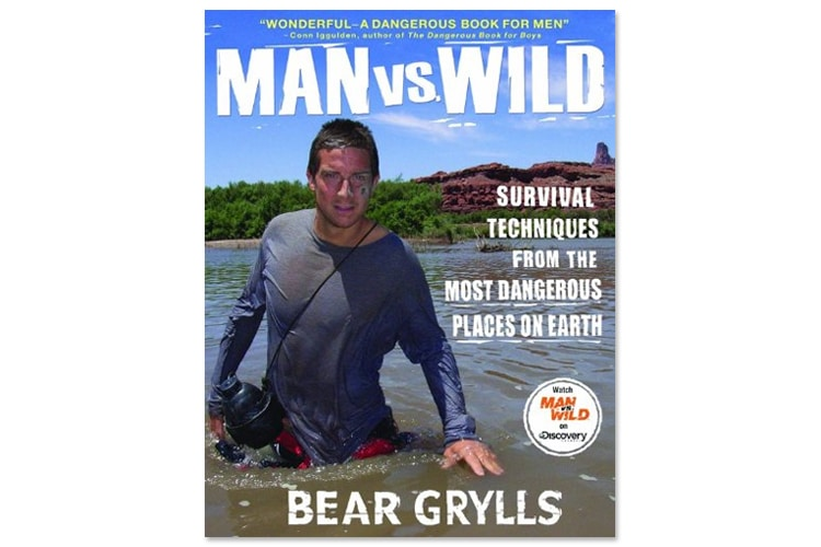man vs wild survival techniques