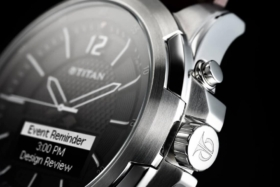 titan juxt brand new watch