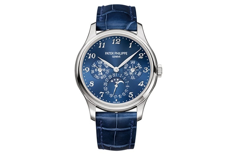 patek philippe 5327g grand complications watch