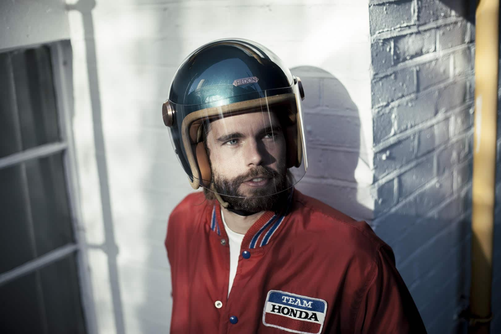 10 Vintage Motorcycle Helmets For Retro Inspired Style Man Of Many
