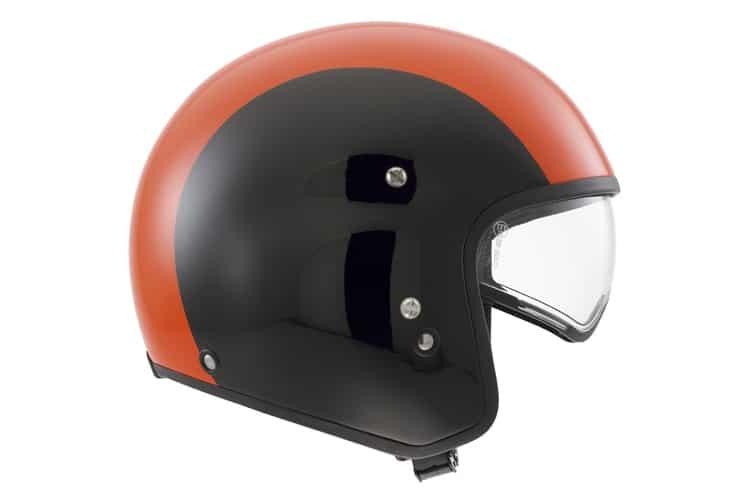 agv diesel hi jack vintage motorcycle helmet