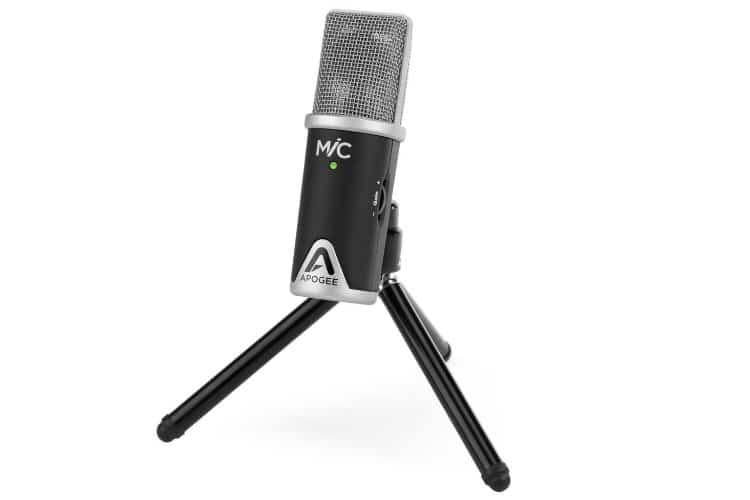 apogee mic 96k best desktop microphone