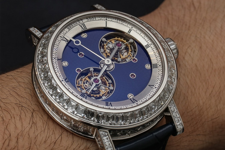 breguet double tourbillon 5349