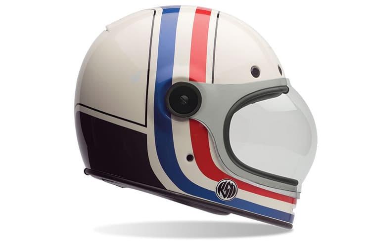 bell bullitt rsd viva vintage motorcycle helmet