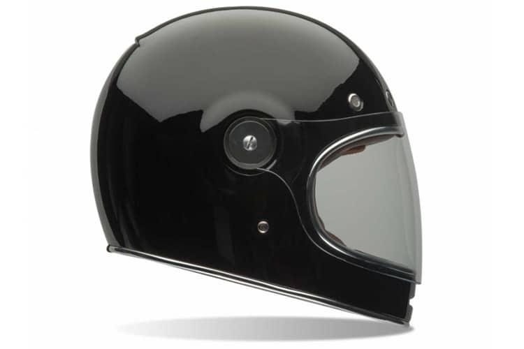 bell bullitt vintage motorcycle helmet