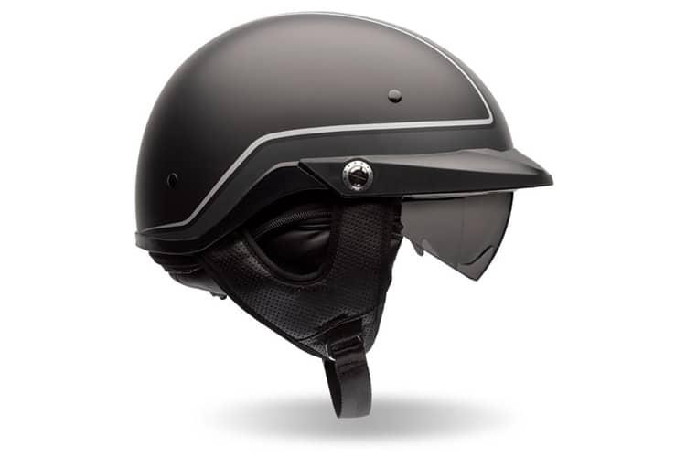 bell pit boss vintage motorcycle helmet