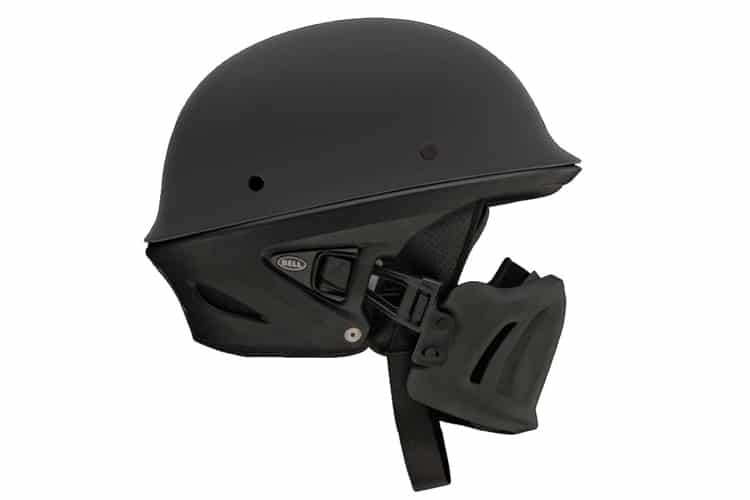 bell rogue vintage motorcycle helmet