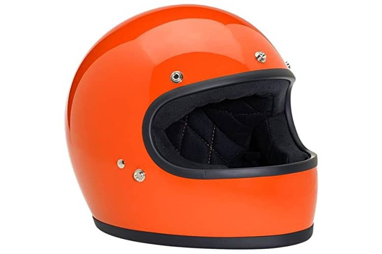 biltwell gringo vintage motorcycle helmet