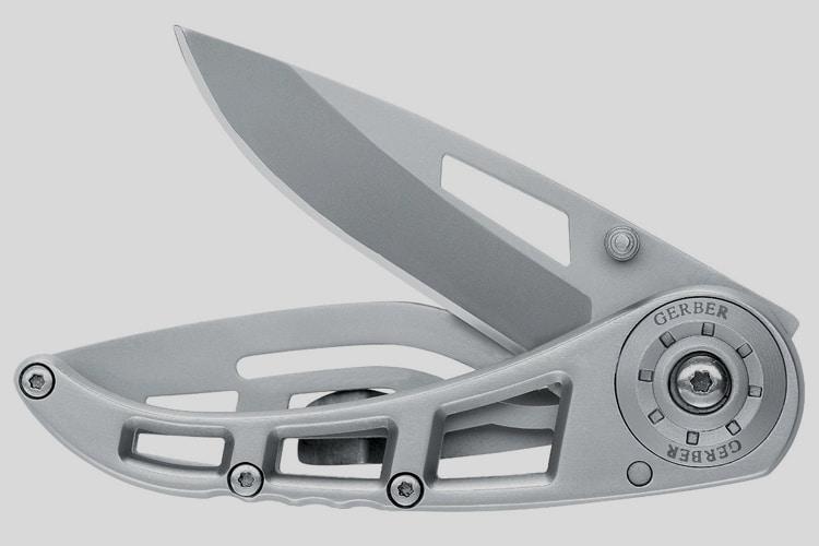 gerber knife image
