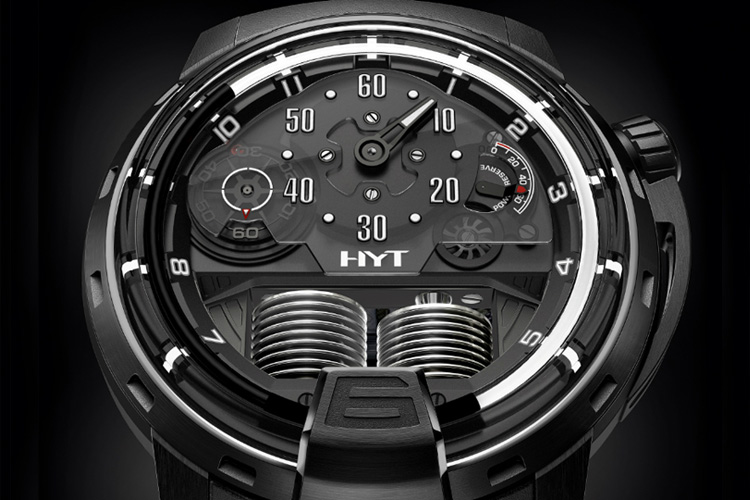 hyt h1 ghost watch