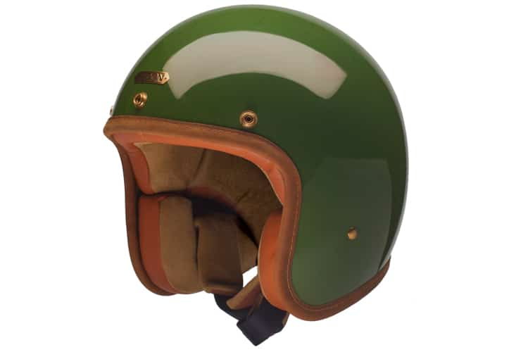 hedon hedonist vintage motorcycle helmet