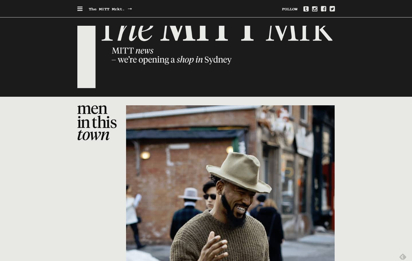men in this town men's street style blog