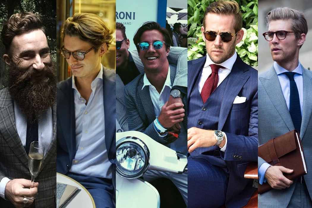 stylish men of instagram