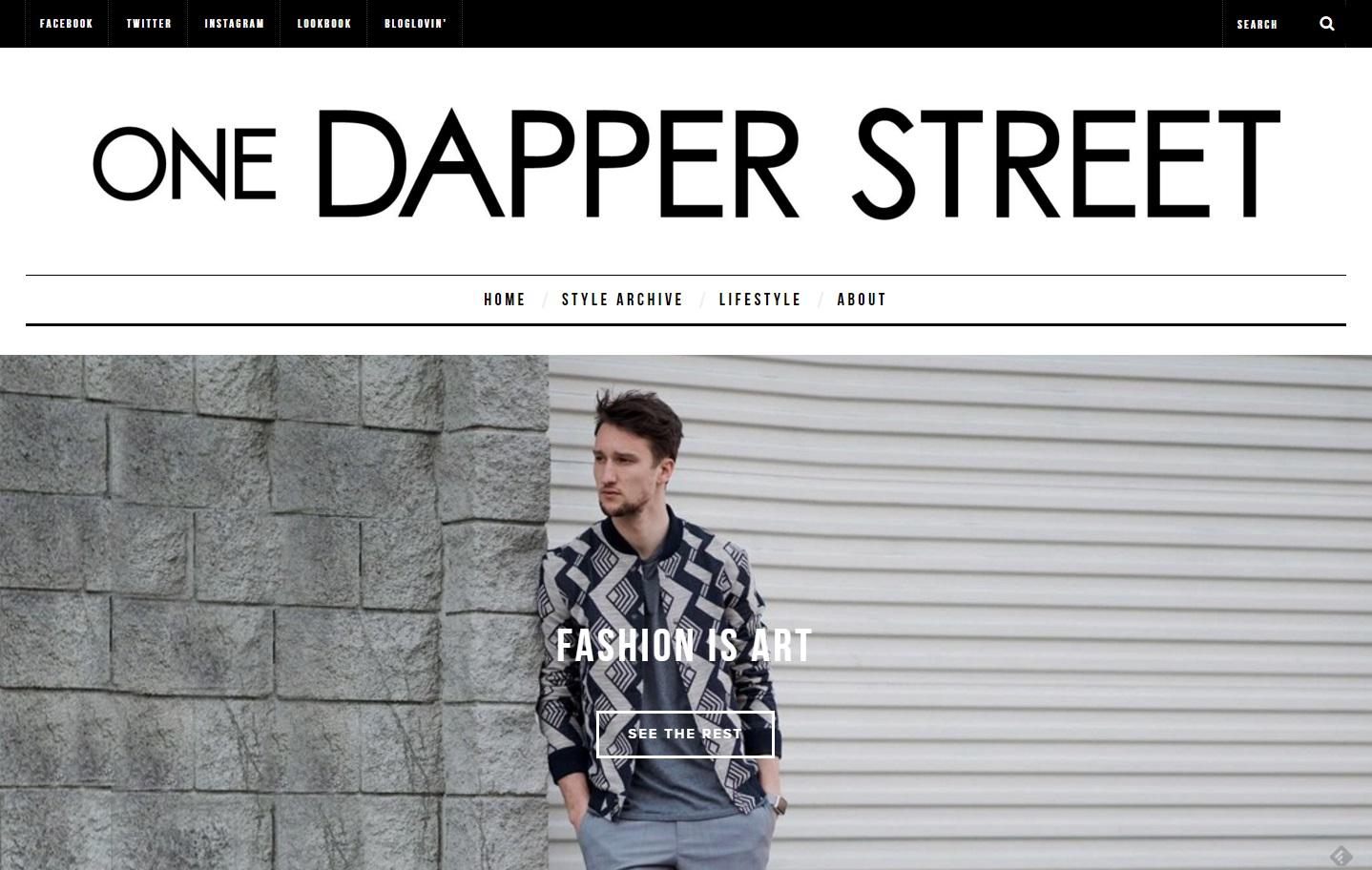 One Dapper Street by Marcel Floruss