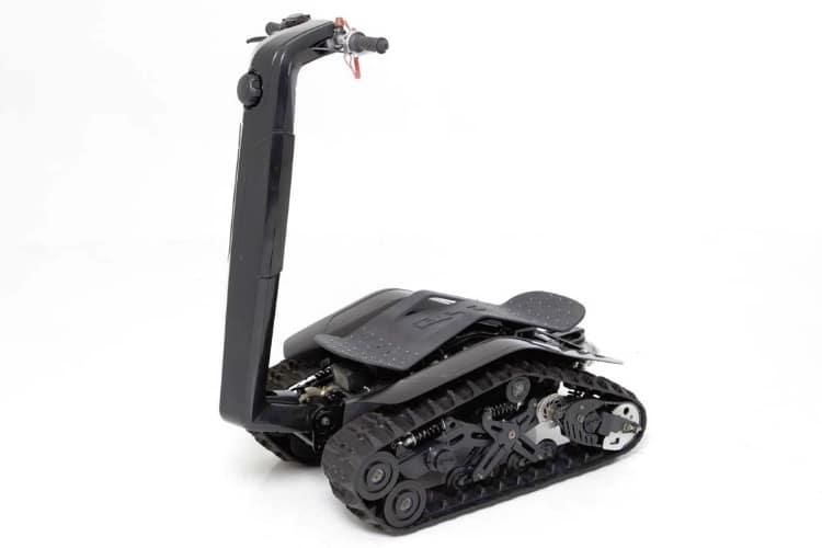 terrain dtv shredder