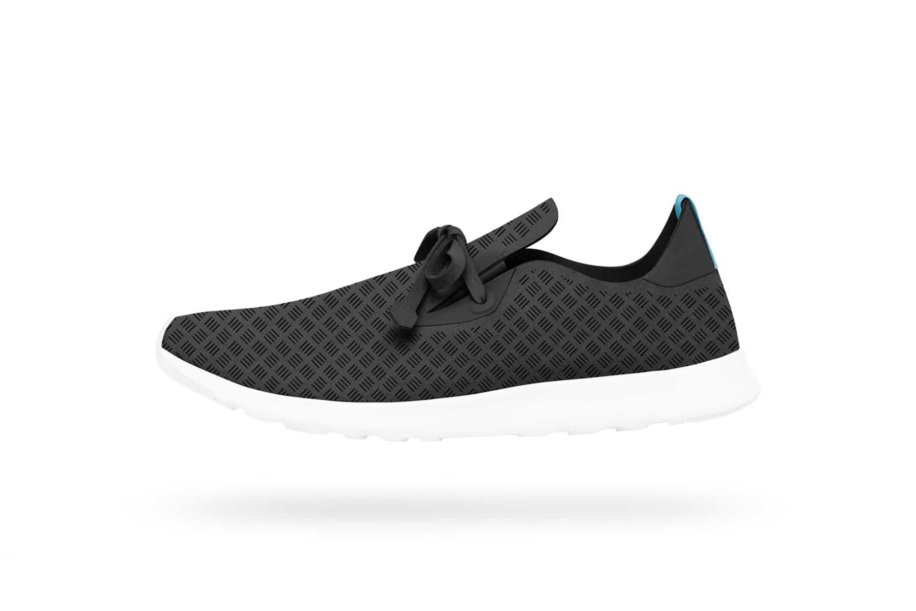 native apollo kicks shoe white sole