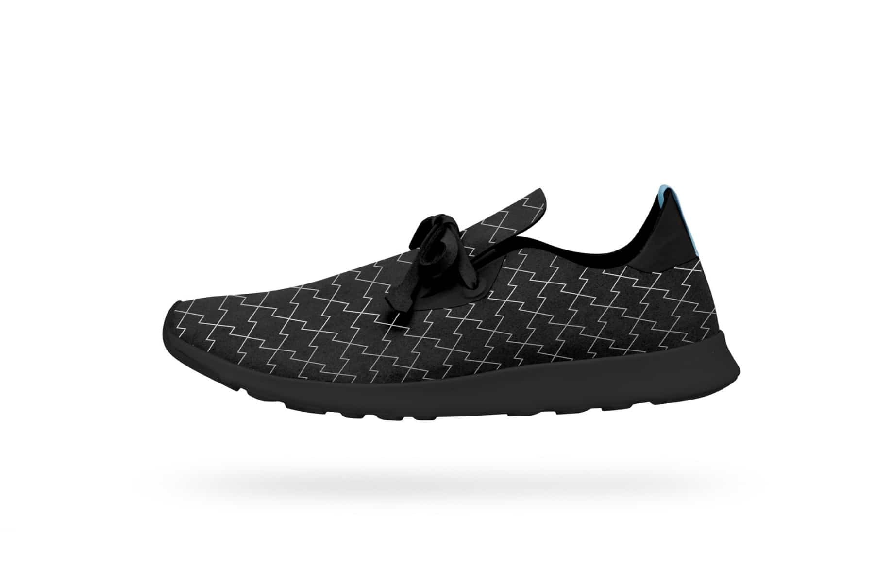 native apollo kicks shoe black