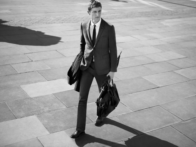 burberry travel tailoring collection