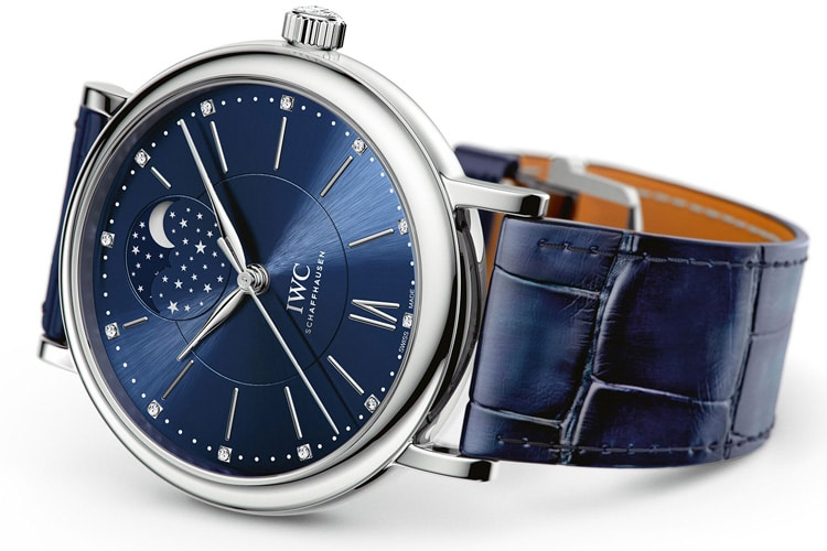 iwc portofino automatic moon phase 37 laureus