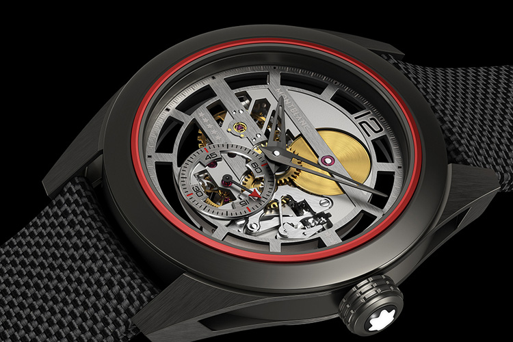 montblanc timewalker pythagore ultra light concept