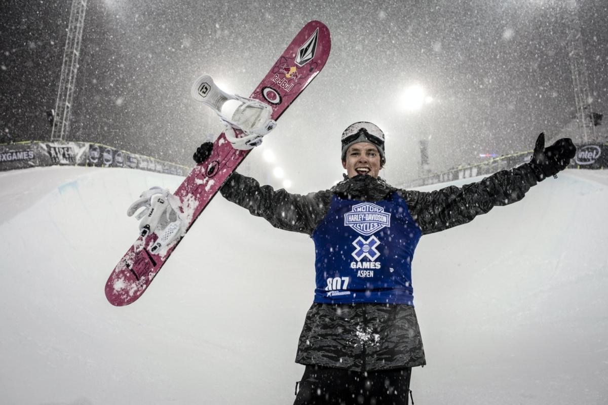last checked aussie snowboard legend scotty james