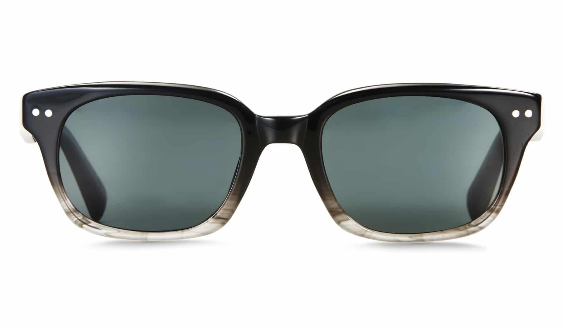 tennyson bailey nelson black fade sunglasses