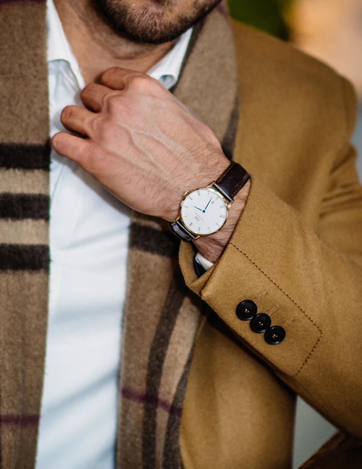 daniel wellington lifestyle
