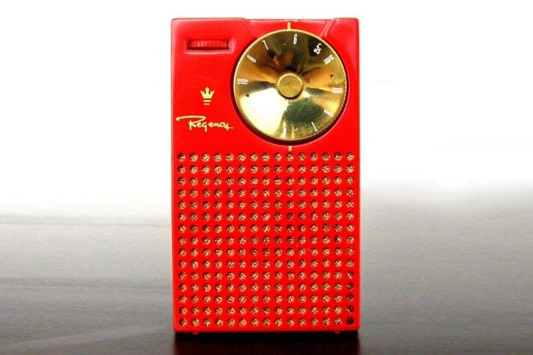 regency tr 1 transistor radio