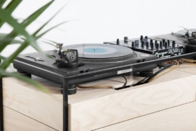 spin in style with the selectors dj cabinet