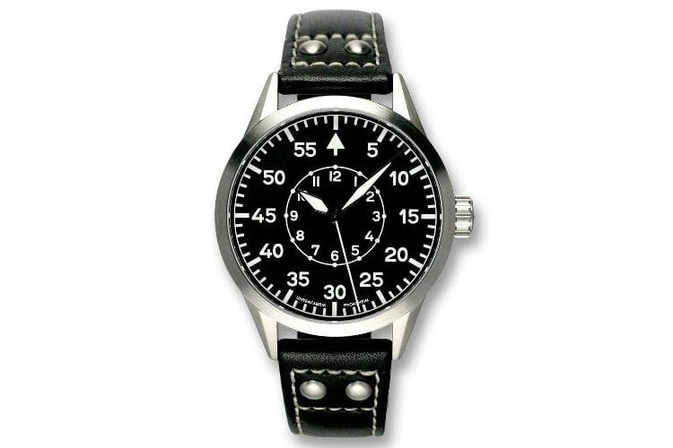 autran and viala aviator b automatic pilot watch