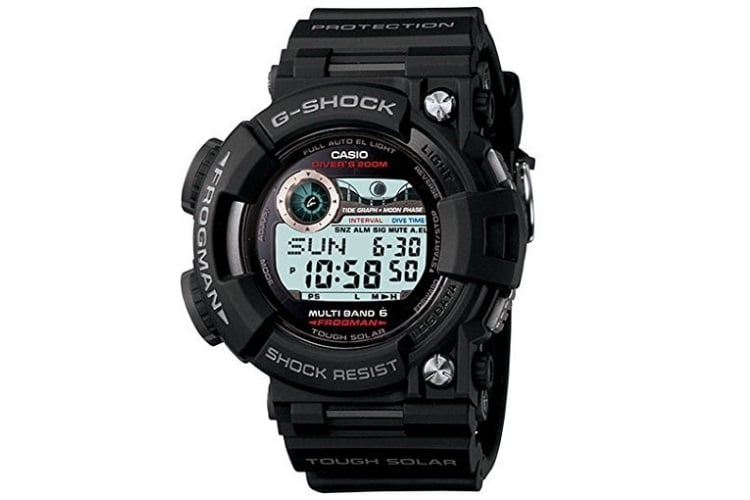 Casio Frogman G-Shock GWF-1000