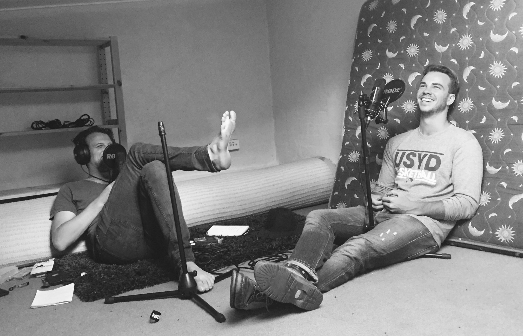 taboos recording