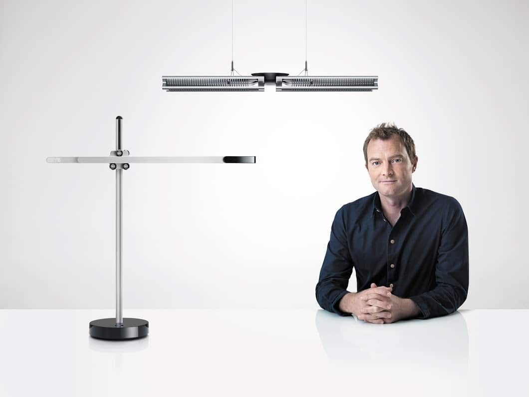 jake dyson lighting joined sir james company