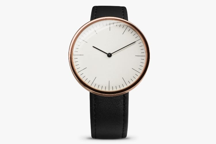 mmt c31s black strap watch