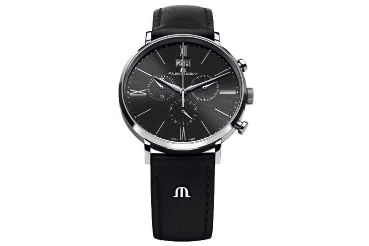 maurice lacroix el1088 ss001 810 eliros black watch