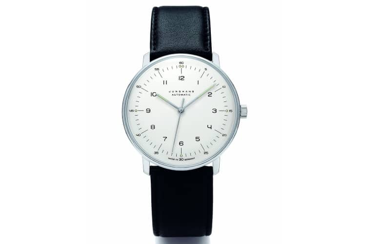 max bill by junghans manual