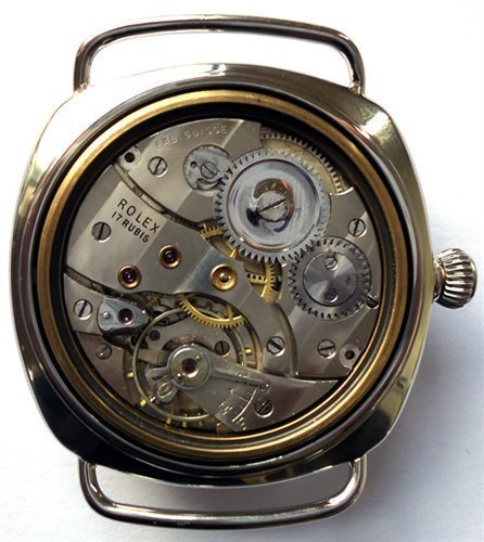 radiomir panerai watch mechanism