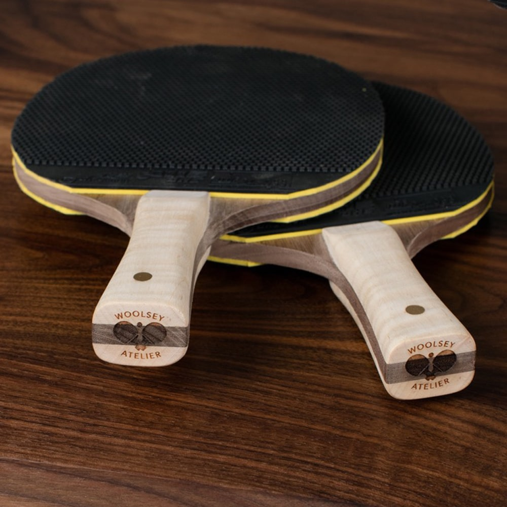 woolsey ping pong bats