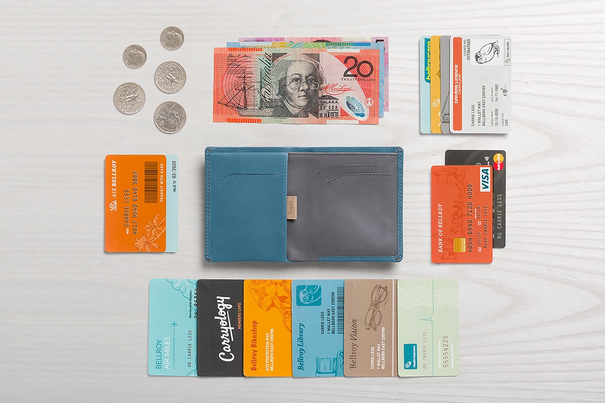 bellroy note sleeve 2.0 card