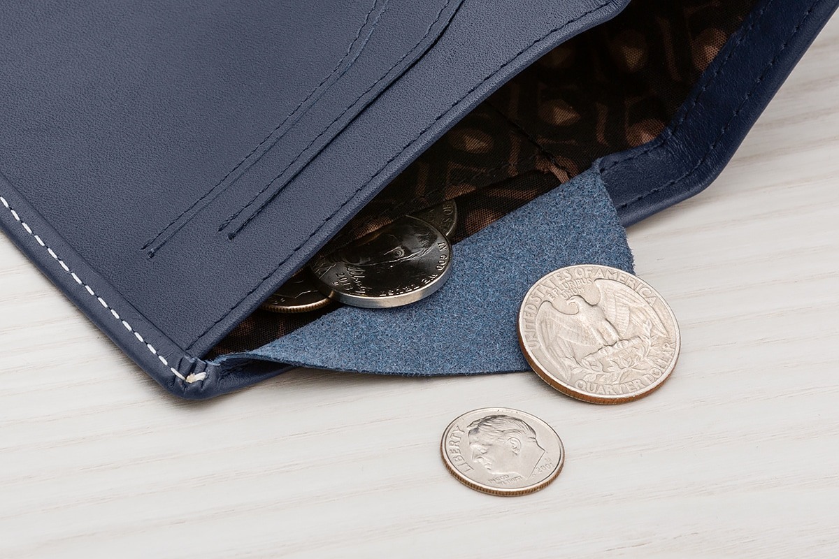 bellroy note sleeve 2.0 coin