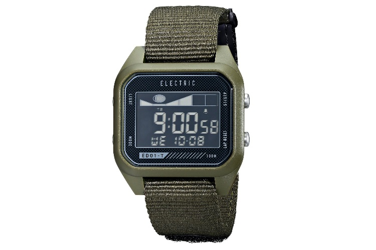 electric unisex ed01 t nato fashion watch